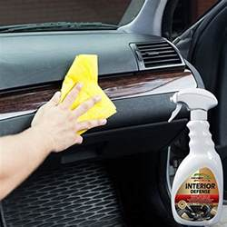 Home Remedies For Cleaning Car Interior Interior Defense Car Upholstery Cleaner By Kevianclean