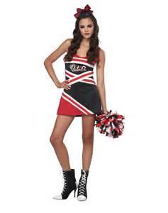 cheerleader teen costume halloween costumes pinterest