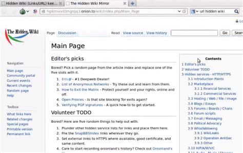 Tutorial Deep Web Links   c 243 mo entrar a la deep web sin riesgos tutorial