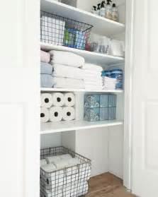 Bathroom Closet Organizer Ideas » Modern Home Design