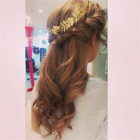 Greek Gods And Goddesses Hairstyles | 47 best easy greek toga and hairstyles images on pinterest