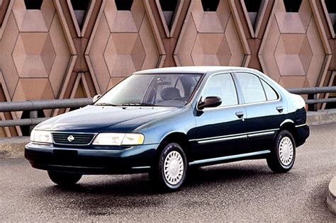 Nissan Sentra 99 by 1995 99 Nissan Sentra Consumer Guide Auto