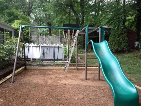 sierra swing assemble and installed items by any assembly