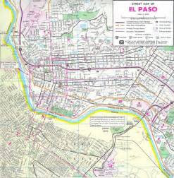 el paso texas on a map el paso texas map swimnova
