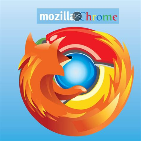 chrome or firefox google chrome vs mozilla firefox best browser battle