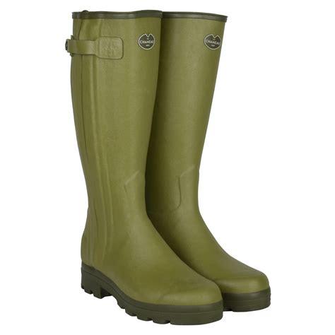 mens le chameau boots le chameau mens chasseur wellington boots wellington boots