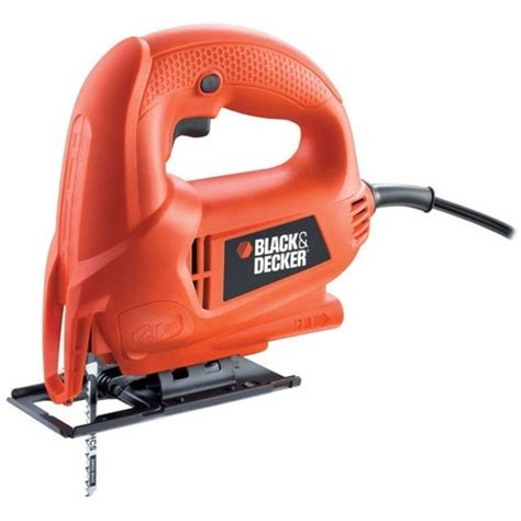 Electronic Tools Black Amp Decker Variable Speed Jigsaw