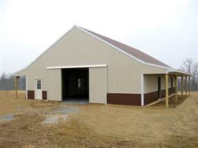 How Much Does It Cost To Build A Pole Barn House How To Build A Quality Pole Barn And Save Money Cha Pole