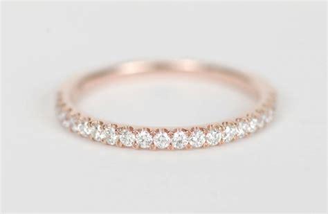 Hochzeitsringe Rosegold by 21 Beautiful Gold Wedding Bands