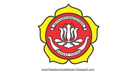membuat logo karang taruna logo karang taruna free download desain