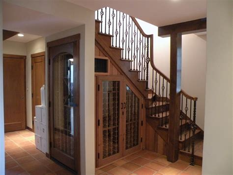 under stairs wine storage 31 insanely clever remodeling ideas for your new home