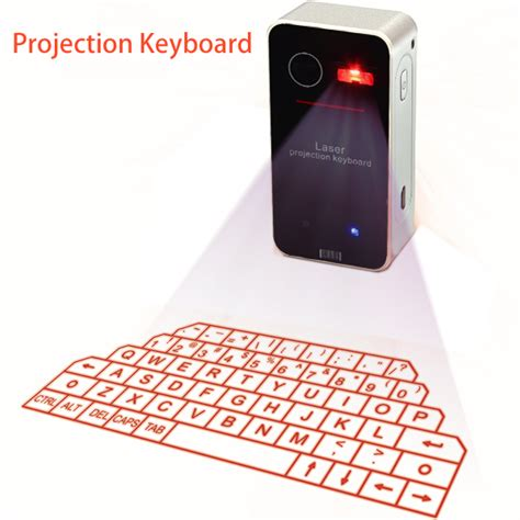 Keyboard Komputer Laser Portable Laser Keyboard And Mouse For Iphone
