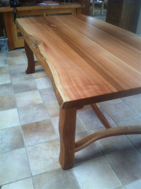 Cedar Dining Table Cedar Dining Table Cedar Sustainable Woodwork