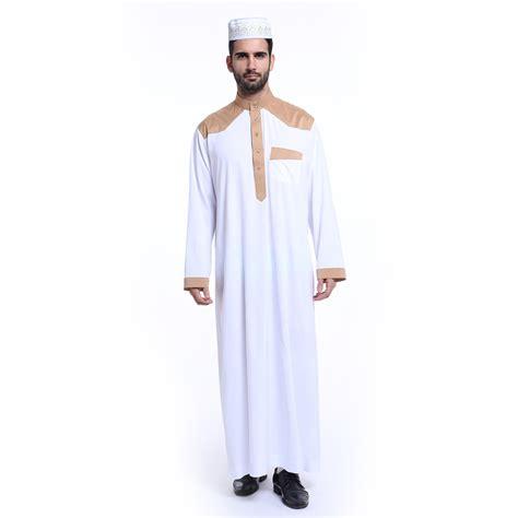 arab robe pattern mens saudi style white thobe jubba arab robe dishdasha