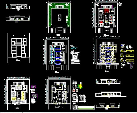 salon layout dwg therapeutic spa 2d dwg design block for autocad designs cad