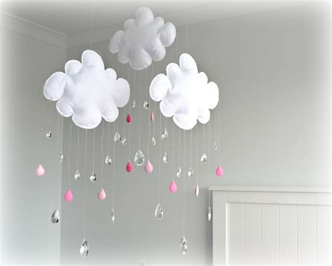 how to make a cloud l how to make a cloud mobile diy cozy home
