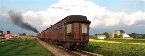 house of pizza lancaster pa railroads and trains things to do lancaster county visit lancaster pa