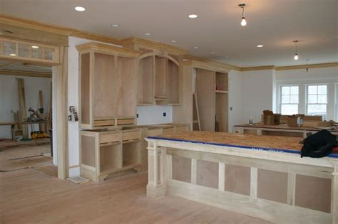 constructing kitchen cabinets harvard ma custom build frame to finish traditional