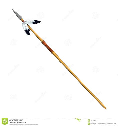 Indian Spear Images indian spear royalty free stock images image 35755889