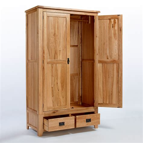 Westbury Bedroom Furniture by 50 Rustic Oak Wardrobe With Drawers Westbury