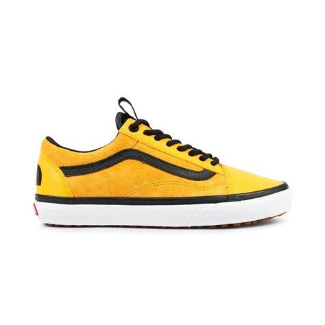 Vans X Union Oldskool Yellow vans the skool mte dx tnf yellow tnf black 125 00 va348gqwi sneakers low
