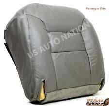 yukon leather seat cover | ebay