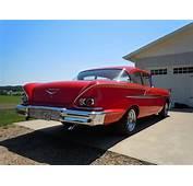 1958 Chevrolet Bel Air  Pictures CarGurus