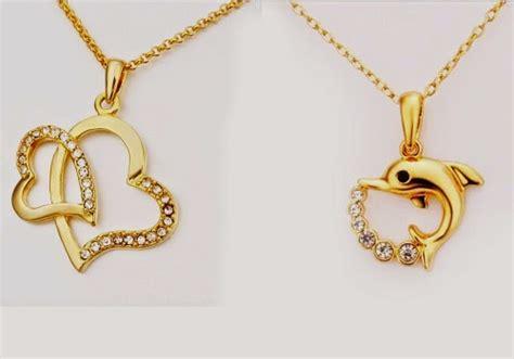 Kalung Fashion Cantik inilah model kalung cantik dan lucu terbaru