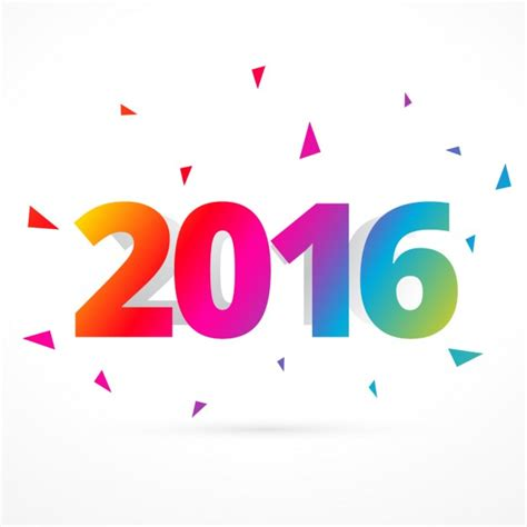 new year 2016 vector free new years vectors photos and psd files free