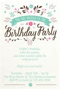 birthday invitation cards greetings island best photos of boy templates free 11 year