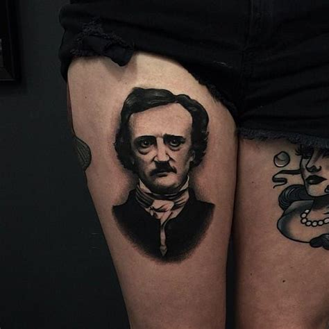 edgar allan poe tattoo 830 best images about edgar allan poe on