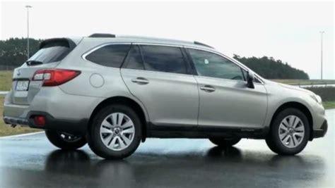 Auto Jung by Familienauto Auf Hightech Kurs Subaru Outback Spricht Alt