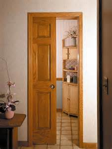 Archway there are double pocket doors and single pocket doors