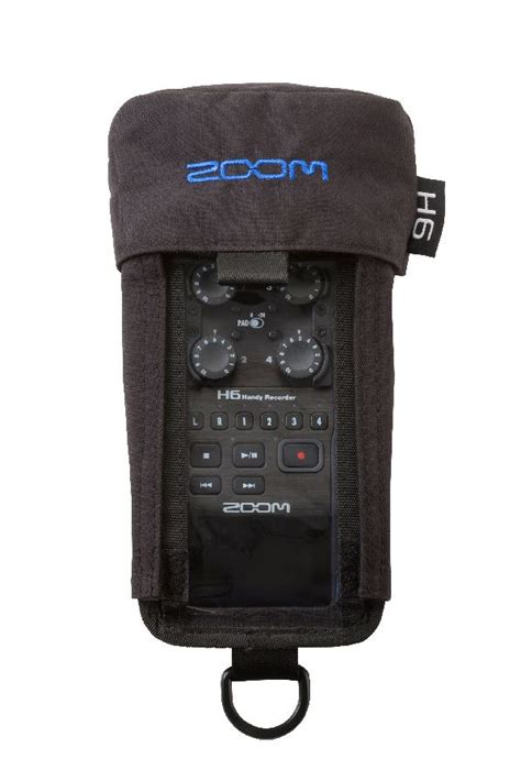 Pch Questions - zoom pch 6 protective case for zoom h6 handy recorder