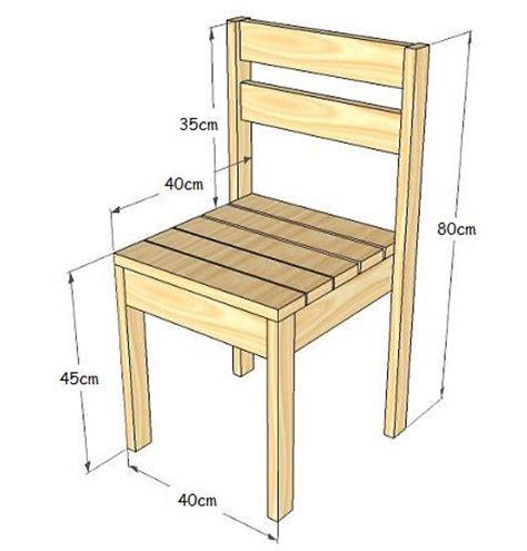 como hacer sillas de madera planos hacer cosas con madera hazlo tu mismo taringa
