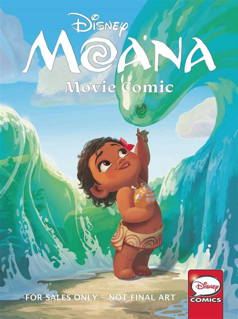 disney olaf s frozen adventure cinestory comic books joe books to publish adaptations of disney s moana in