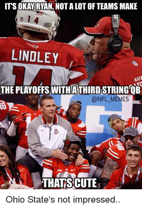 Ohio State Football Memes - 25 best memes about cute memes and nfl cute memes