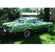 1972 OLDSMOBILE CUTLASS SUPREME 2 DOOR HARDTOP  60584