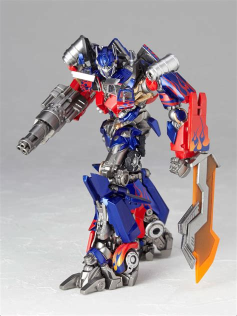 Jo In Stripe Sound Toys figure transformers 3 optimus prime figure