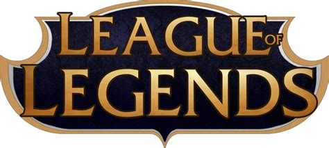 imagenes png league of legends league of legends logo lol logo logodownload org