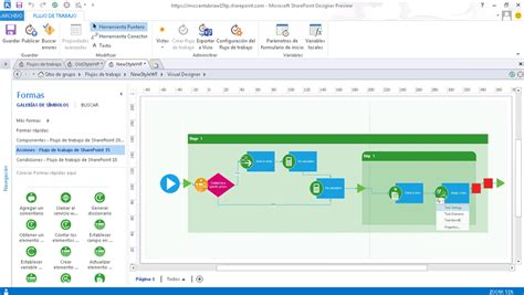 custom workflow in sharepoint 2013 14 visio 2013 sharepoint designer images sharepoint 2013