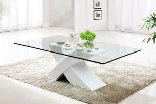 And Glass Coffee Tables Contemporary Glass Coffee Tables Adding More Style Into