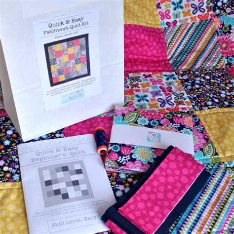 How To Make Patchwork Quilt For Beginners - learn how to make your patchwork quilt
