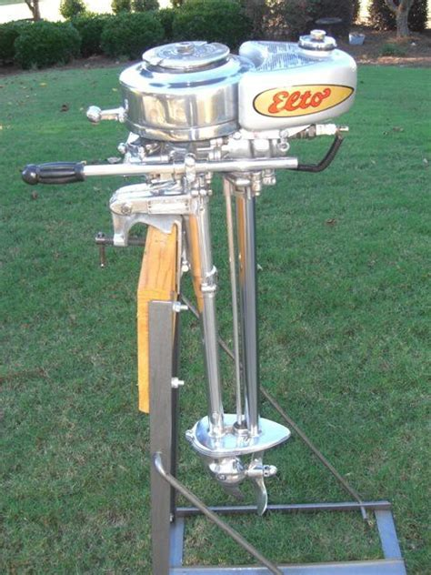 used outboard motors for sale georgia sell antique vintage 1939 elto pal outboard boat motor