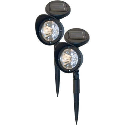 Solar Lights Walmart Rethink 155007 Mini Solar Lights 2 Pack Walmart