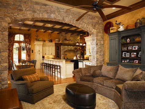 1000 ideas about mediterranean living rooms on pinterest custom homes family rooms and magnificent stone arch house designs mediterranean