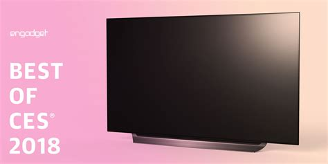 best oled engadget selects lg ai oled c8 best tv of ces 2018 lg