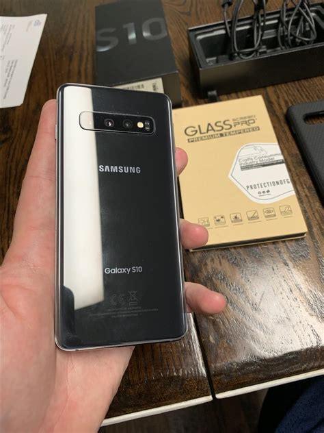 samsung galaxy  unlocked sm gu black  gb