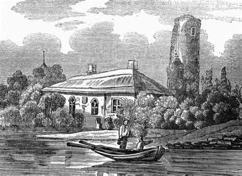 rams island lord belmont in northern ireland ram s island cottage
