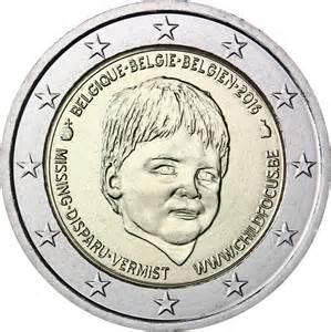 Belgium 2 euro 2016 - Child Focus [eur30488] Child Abduction